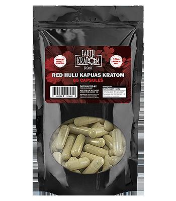 Red Hulu Kapuas Kratom