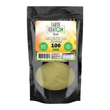 Green Maeng Da Capsules By Earth Kratom