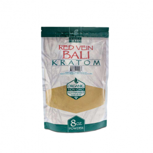 Whole Herbs Red Vein Bali Kratom Powder