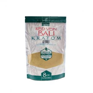 Whole Herbs Red Vein Bali Kratom Powder | Kratom Guys