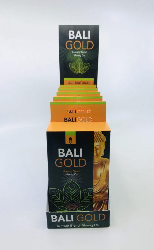 MIT45 - South Sea Ventures Bali Gold Capsules