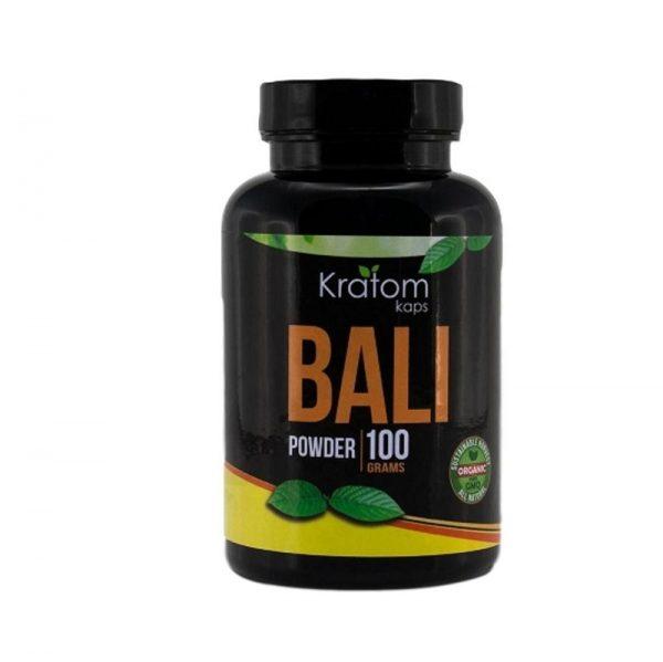 Kratom Kaps Bali Powder