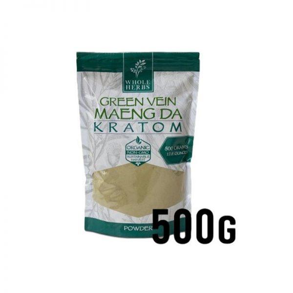 Whole Herbs Green Vein Maeng Da Powder