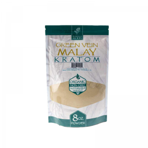 Whole Herbs Green Vein Malay Kratom Powder