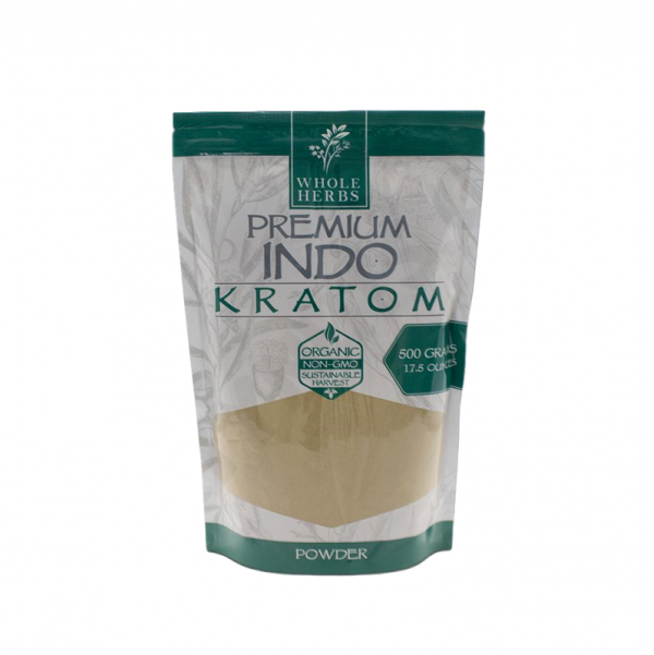 Whole Herbs Indo Kratom Powder