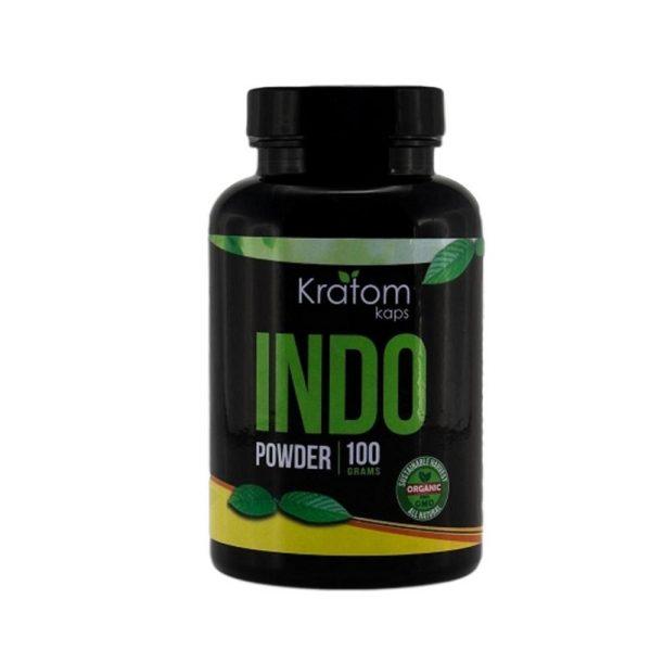 Kratom Kaps Indo Powder