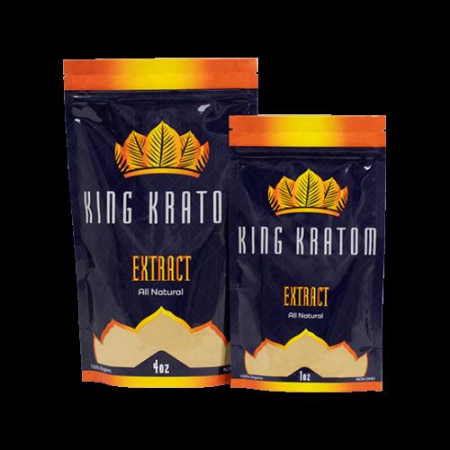 King Kratom ( Kratom Extract ) Powder