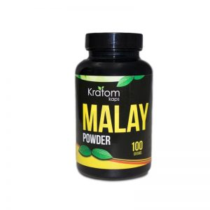 Kratom Kaps Malay Powder