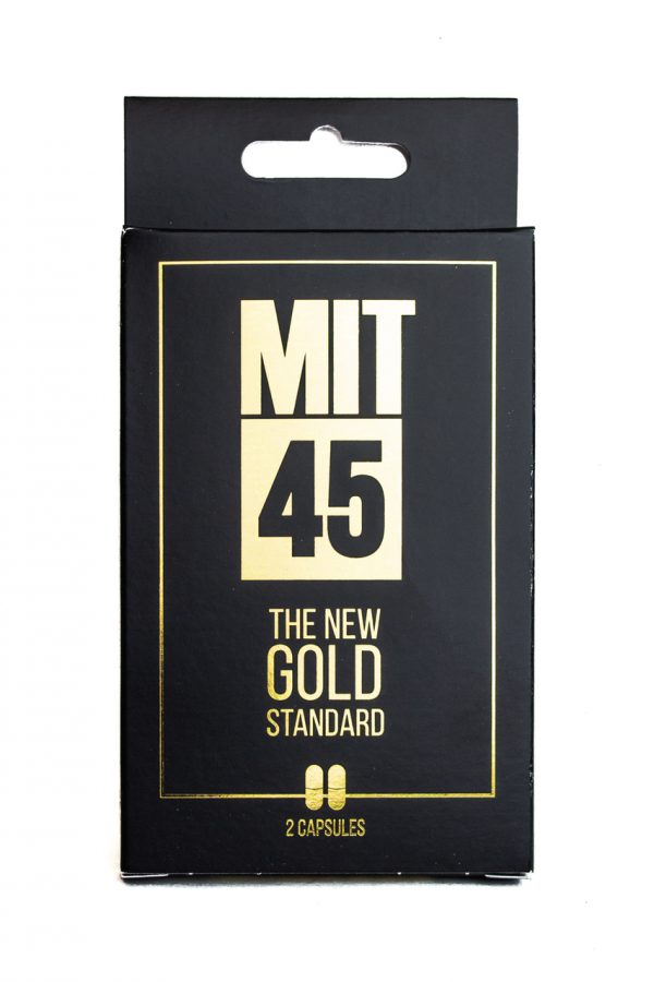 MIT45 - South Sea Ventures Gold Capsules