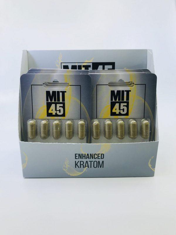 MIT45 - South Sea Ventures Silver Capsules