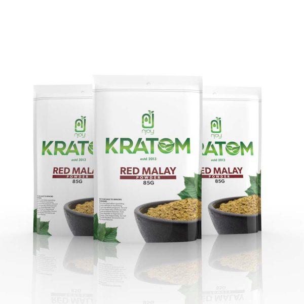 NJOY Kratom Bali Capsules