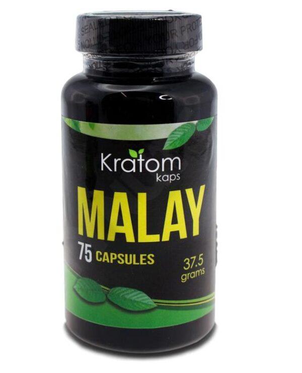 Kratom Kaps Malay Capsules