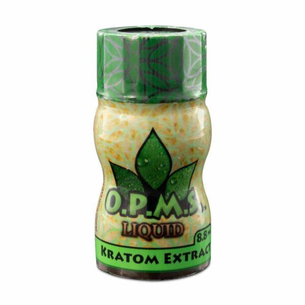 OPMS Gold Liquid Kratom Extract Single Shot