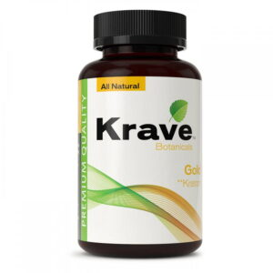 Gold Powder By Krave Kratom