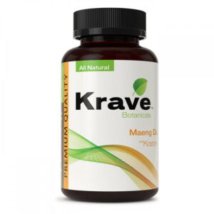 Maeng Da Powder By Krave Kratom