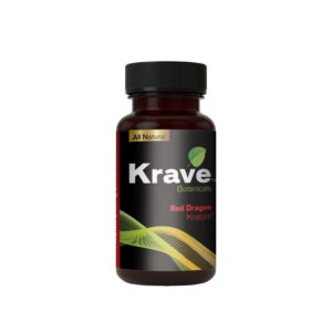 Red Dragon Capsules By Krave Kratom