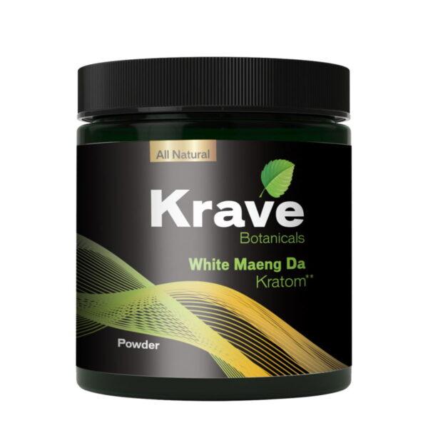 White Maeng Da Powder By Krave Kratom