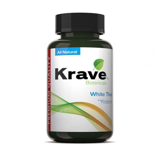 White Thai Powder By Krave Kratom