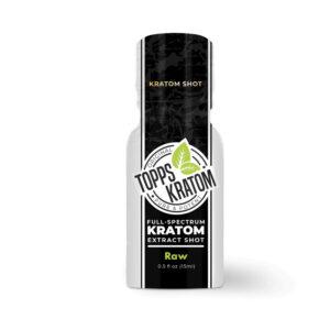 Topps Kratom Gold Extract Shots
