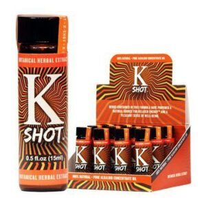 K Shot Kratom Extract 12ct