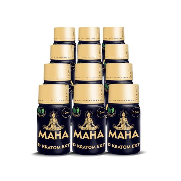 Maha Kratom Gold Shots (12ct)
